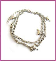 Costume Jewelry Anklet 1