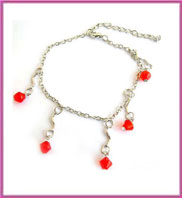 Costume Jewelry Anklet 2