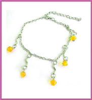 Costume Jewelry Anklet 4